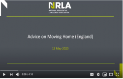 Coronavirus: Your video guide to the new letting rules